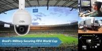 Vivotek a brazíliai futball világbajnokságon