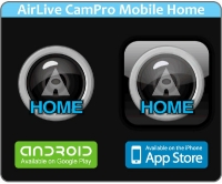 AirLive CamPro Mobile Home – otthoni alkalmazásra