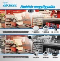 Airlive kamerarendszerek a kiskereskedelemben