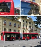 Az IP Cam közreműködésével az SZKT új troli buszain Vivotek kamerák figyelik a randalírozókat