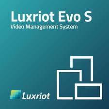 Luxriot EVO S 24 - 8 év termékkövetéssel